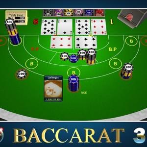free baccarat casino game