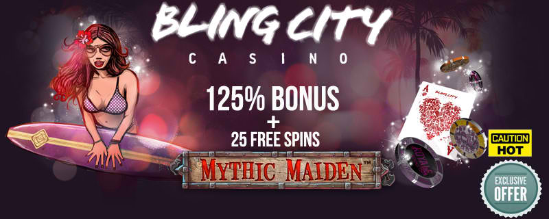 Bling City Casino Review - A Crazy Take on Online Gaming