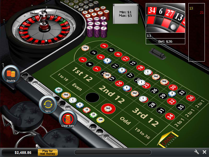 mansion online casino european roulette