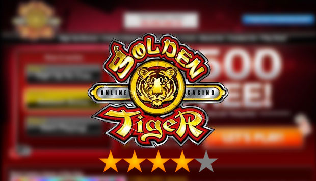 Golden Tiger Casino - Casino Rewards Member Casino