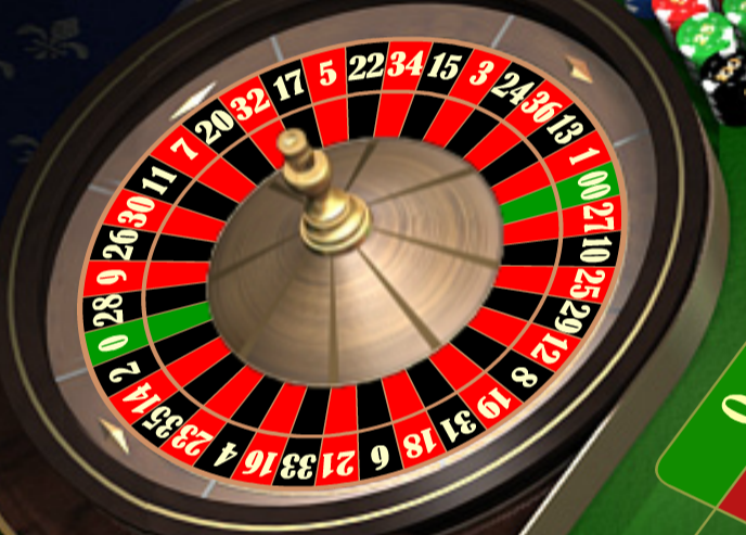 roulette game free play online