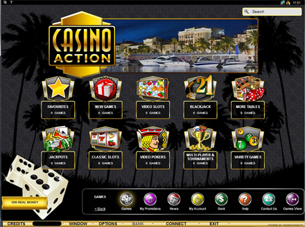 casino action casinos