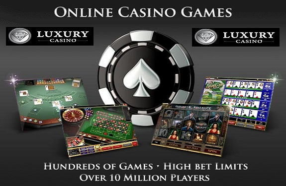 luxury casino 1000€ bonus