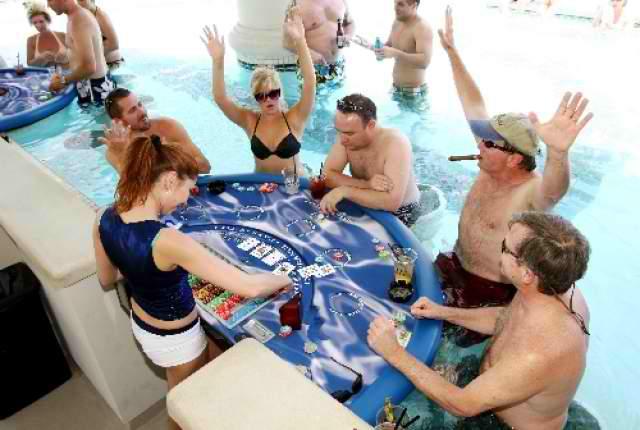 online gambling pool